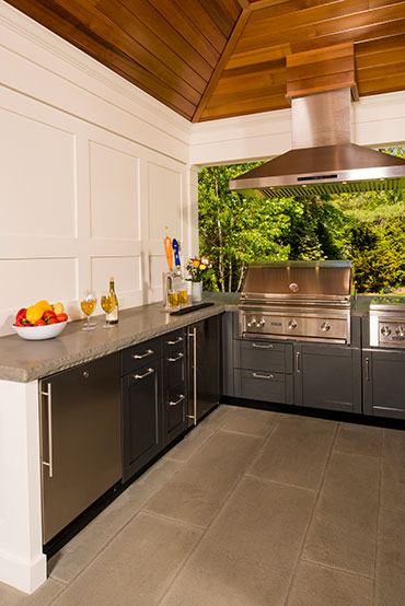 Outdoor Kitchens by Chatham Refinishing